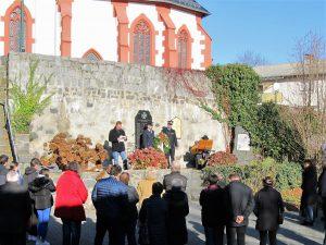 IMG 2056 k 300x225 - Volkstrauertag in Ernsthofen 2018